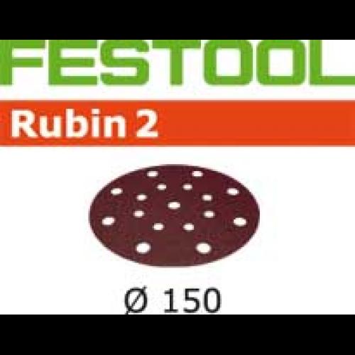 FESTOOL 499112 Schleifscheiben STF D150//16 P100 RU2//10